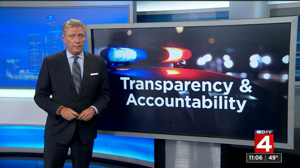 How Police Leaders Should Respond to Calls for Transparency and Accountability