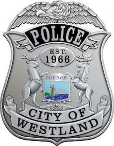 westland police badge