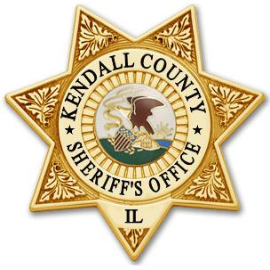 kendall county badge
